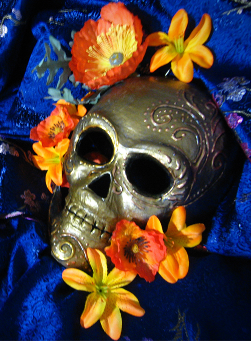 Gilded Death by Asraniel