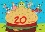 Sponge-tacular Meal