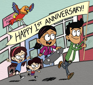 A Grande Anniversary