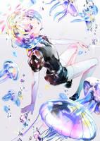 Diamond by YoMiO-Lin