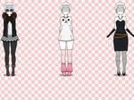 .:EXPORTS:. kisekae clothing :pt1: