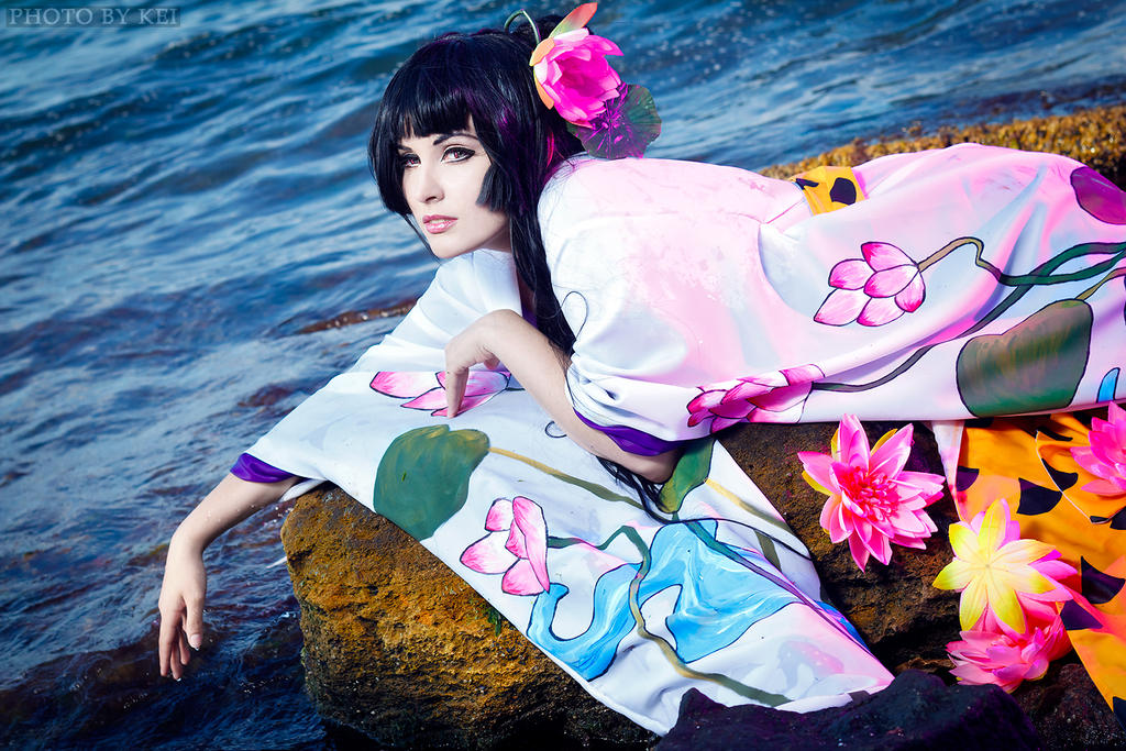 Yuuko Ichihara by Lulu-kitsune-20