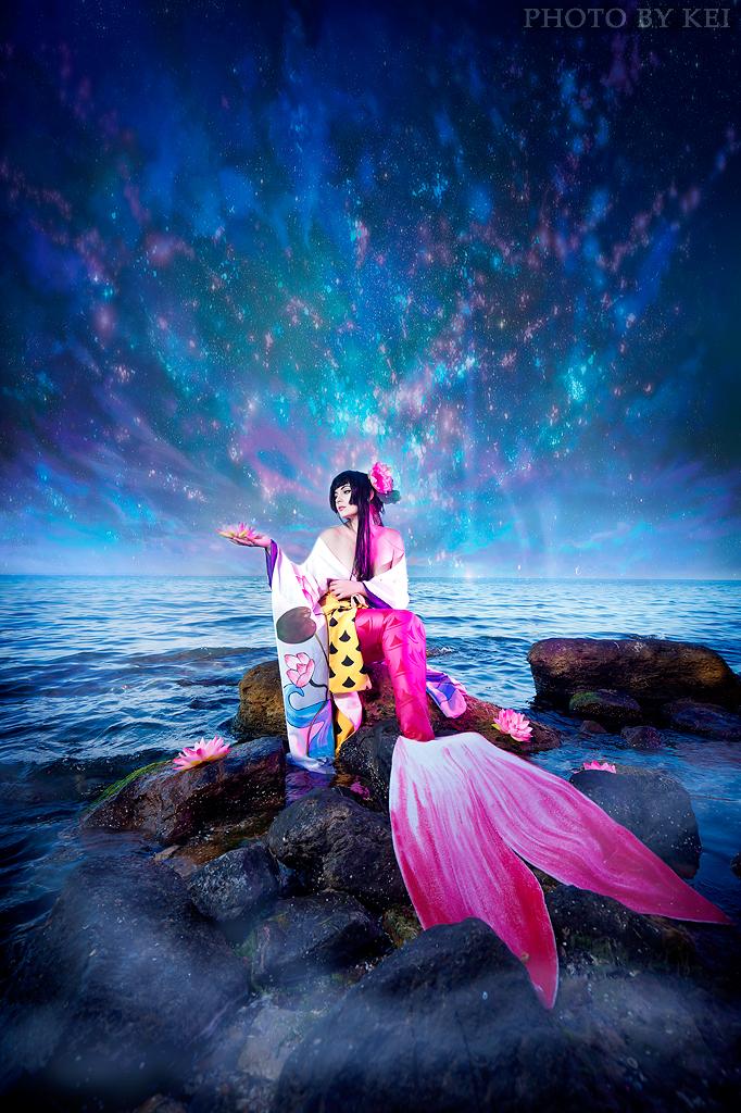 Mermaid by Lulu-kitsune-20