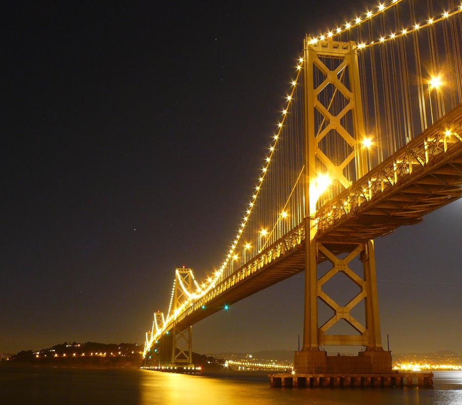 Bay Bridge by BrandonCWatson