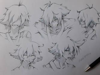 Hans ~ Rokka no Yuusha by encixx