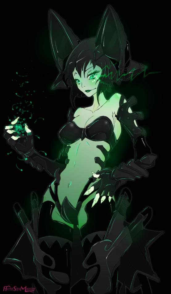 Laser Green by Slugbox