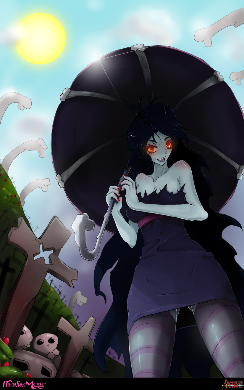She Came From The Nightosphere~ Oh_Marceline_by_Slugbox