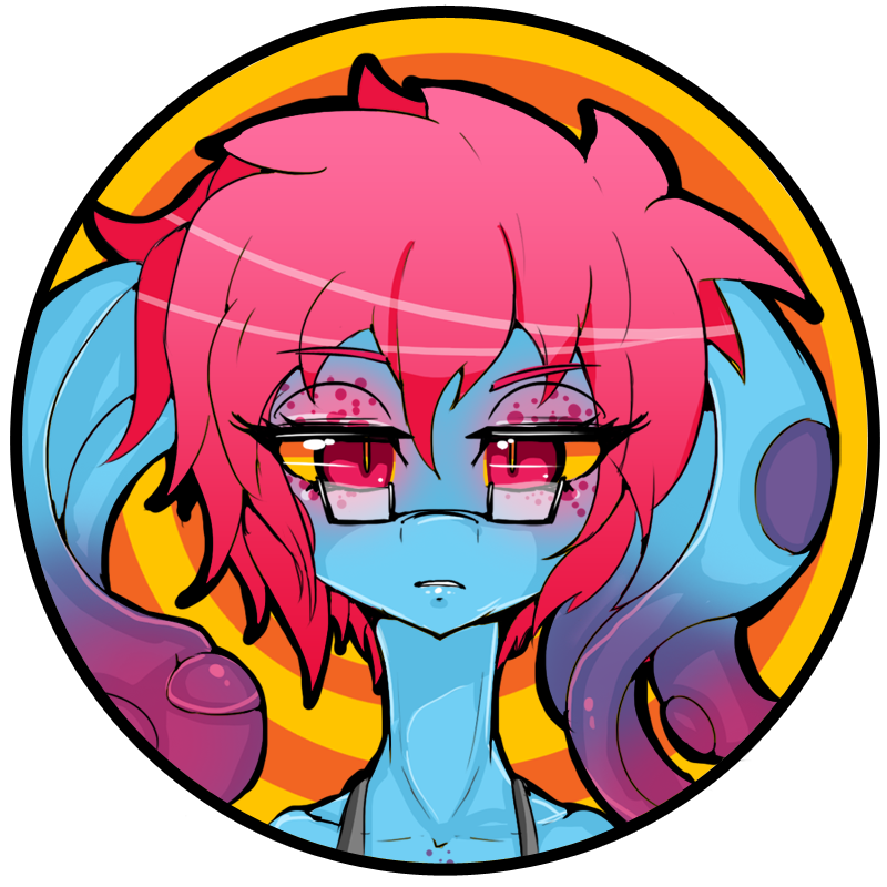 Disapproving Cteno by Slugbox