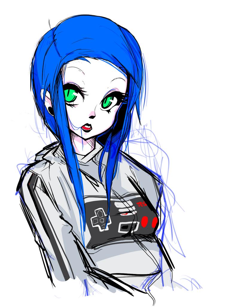 doodle Tesa by Slugbox