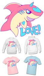 Love shark wtf by Slugbox