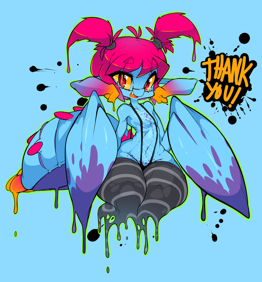 THANK U BDAY TYPE CRAP by Slugbox