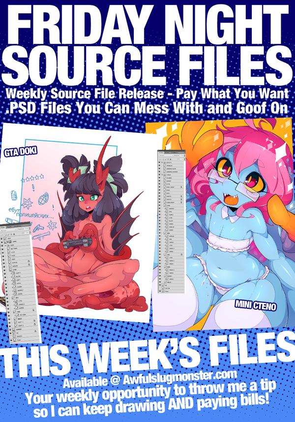 Friday Night Source Files 070414 by Slugbox