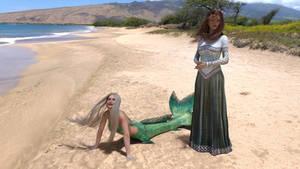 Vyk Sisters Mermaid