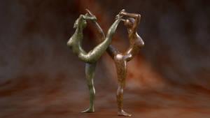 Snakeskin Suit Yoga 19