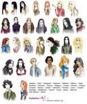 Vampire Chronicles by Morlen