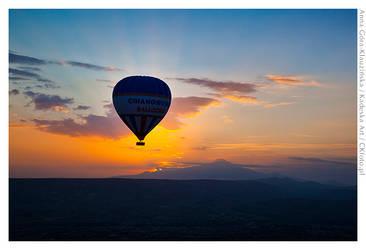 Baloon 1 by Morlen