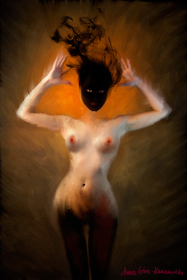 Black Flame by Morlen