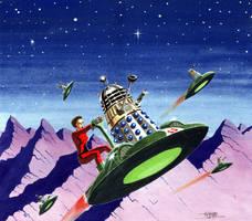 Dalek Slip by Timkay61