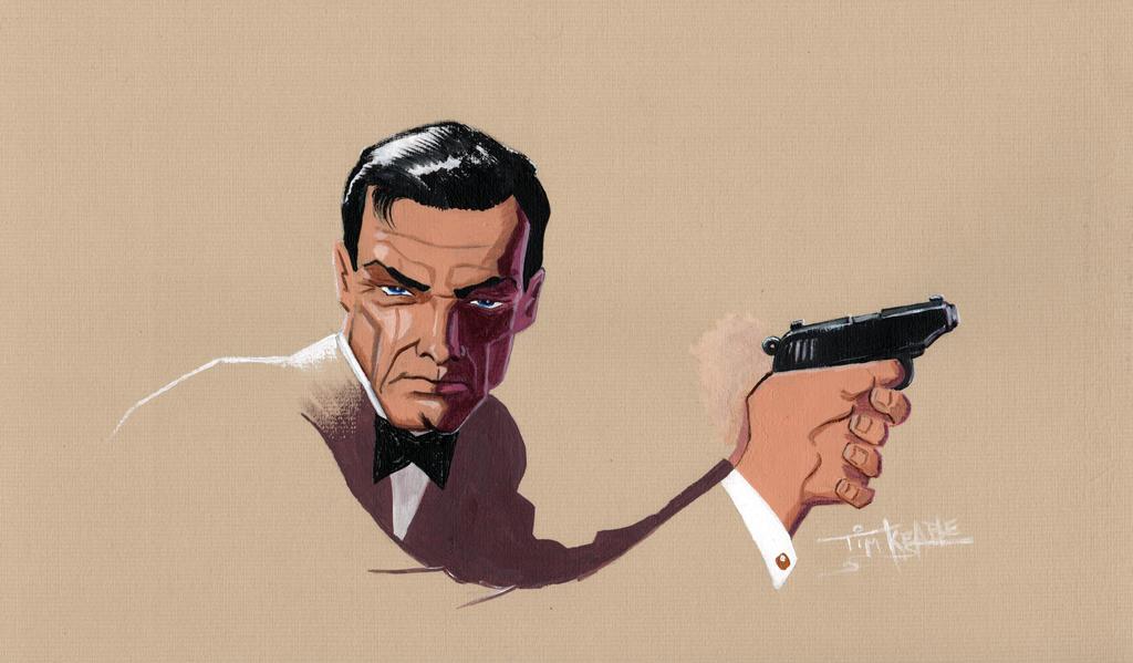 007 Bond by Timkay61