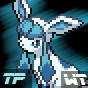 Glaceon TPWT Icon by DarkclawUmbreon