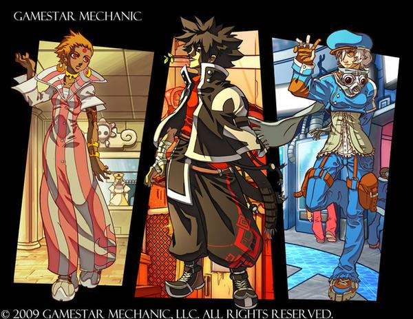 aloha gamestar mechanics avatar