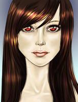 Mrs. Bella Cullen by Dintykins