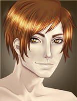 Edward Cullen by Dintykins