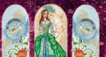 Esmerelda as Cinderella