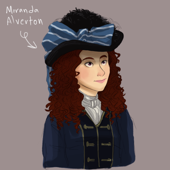 Miranda Alverton by Herlizandos by InkyRose