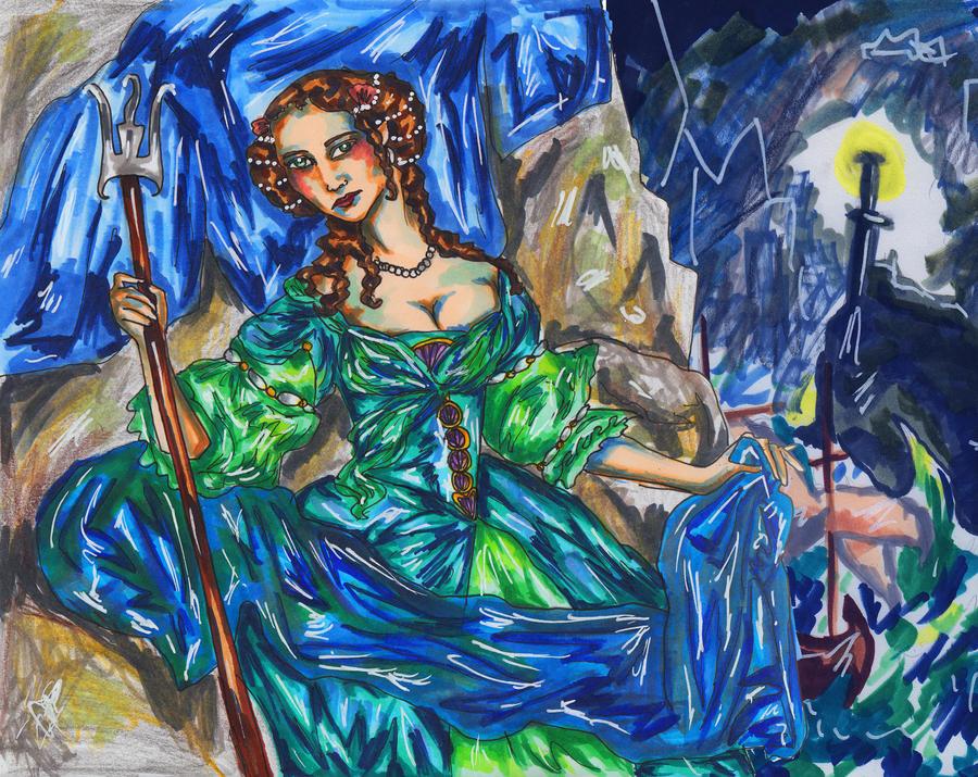 Eira's Storm by InkyRose