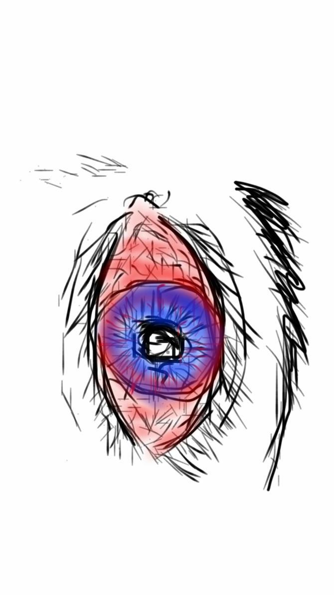 stoned eye by neil andrew on deviantart