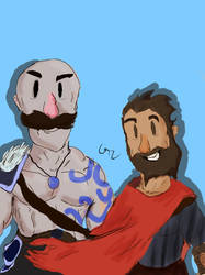 Graves and Braum