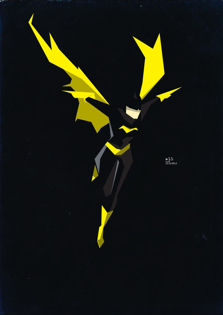 #11. Batgirl by ColourOnly85