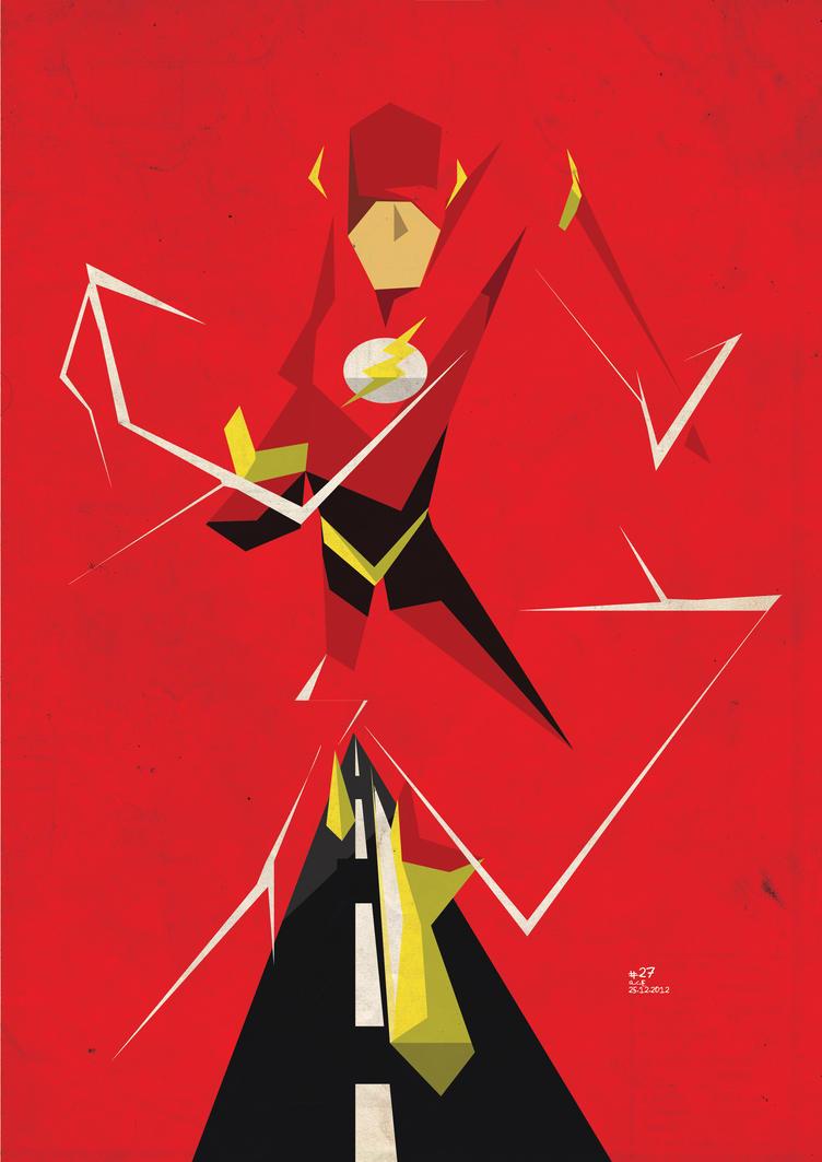 Tournoi des Personnages Préférés DC Comics (on vote pour nos persos préférés, on ne se base pas sur la force) - Page 11 27__the_flash_by_colouronly85-d5p8met
