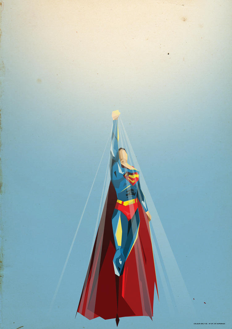 Superman #1 by ColourOnly85