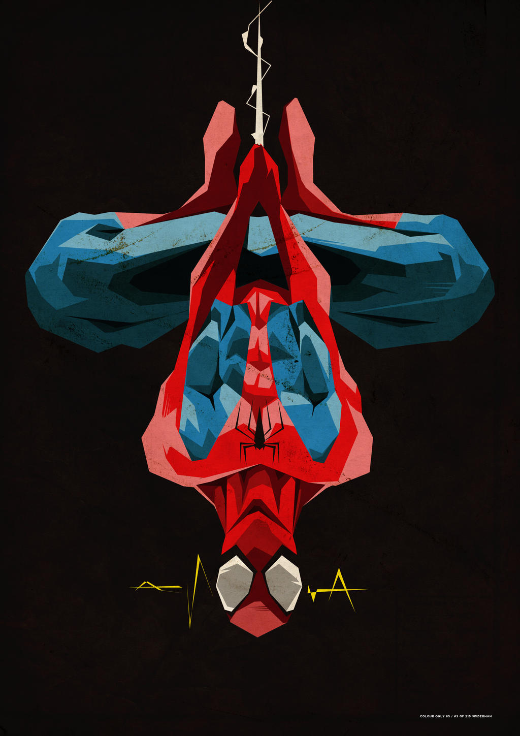 3 Spiderman By Colour Only 85 by ColourOnly85