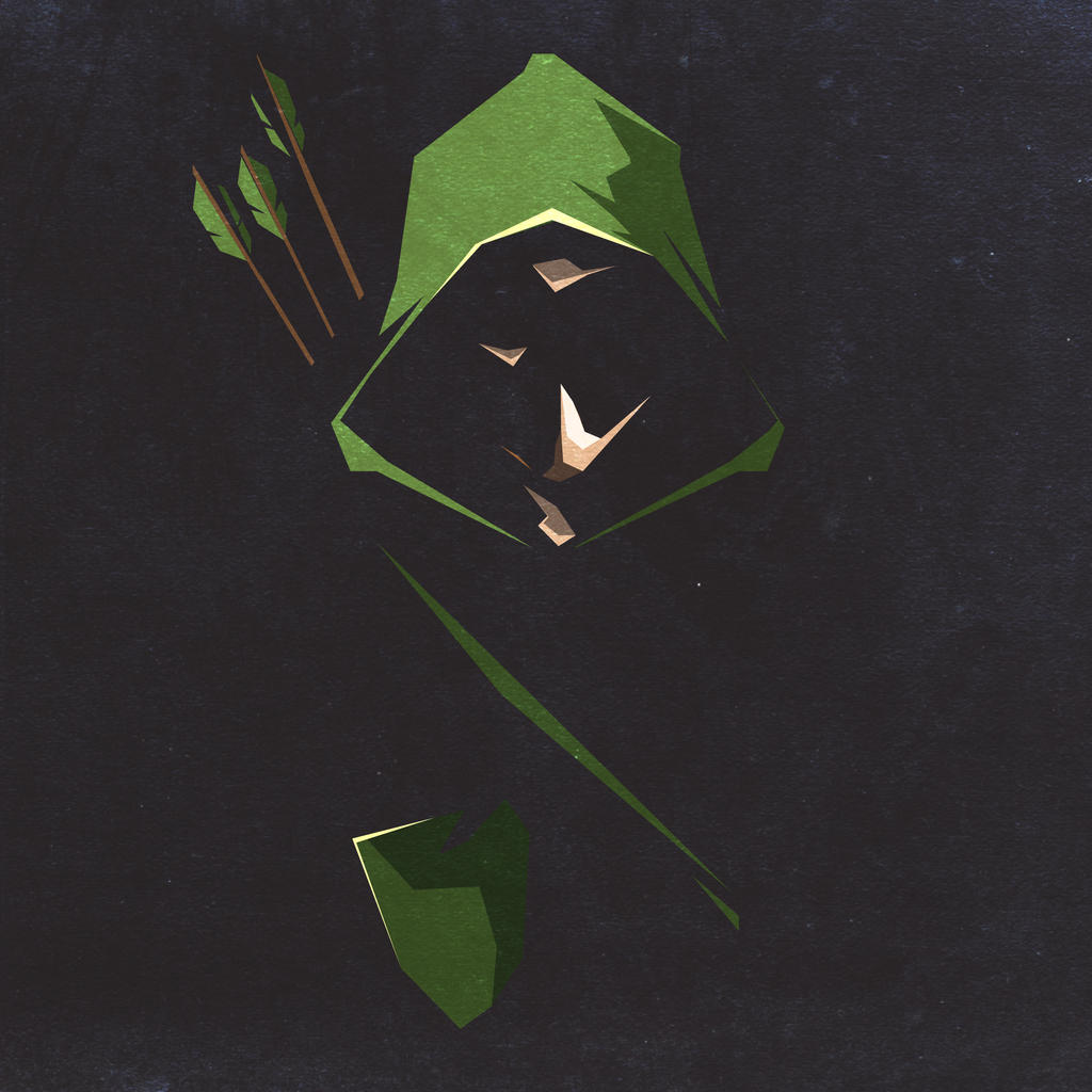 Green Arrow by ColourOnly85