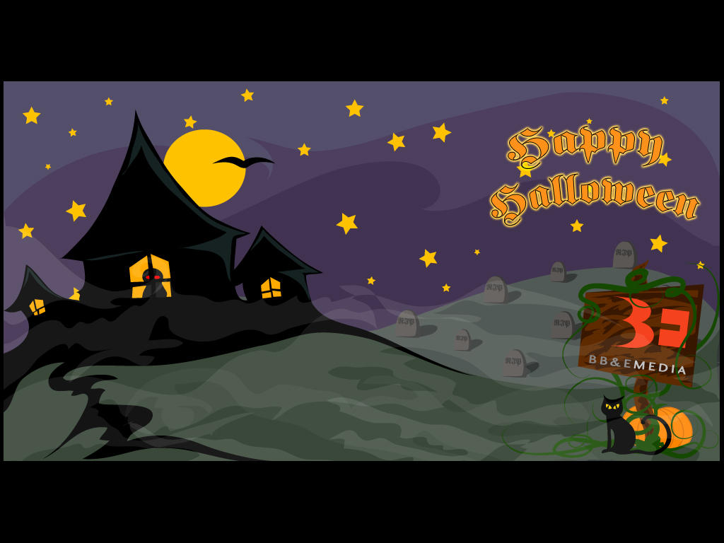 .happy halloweenie. by effektiv
