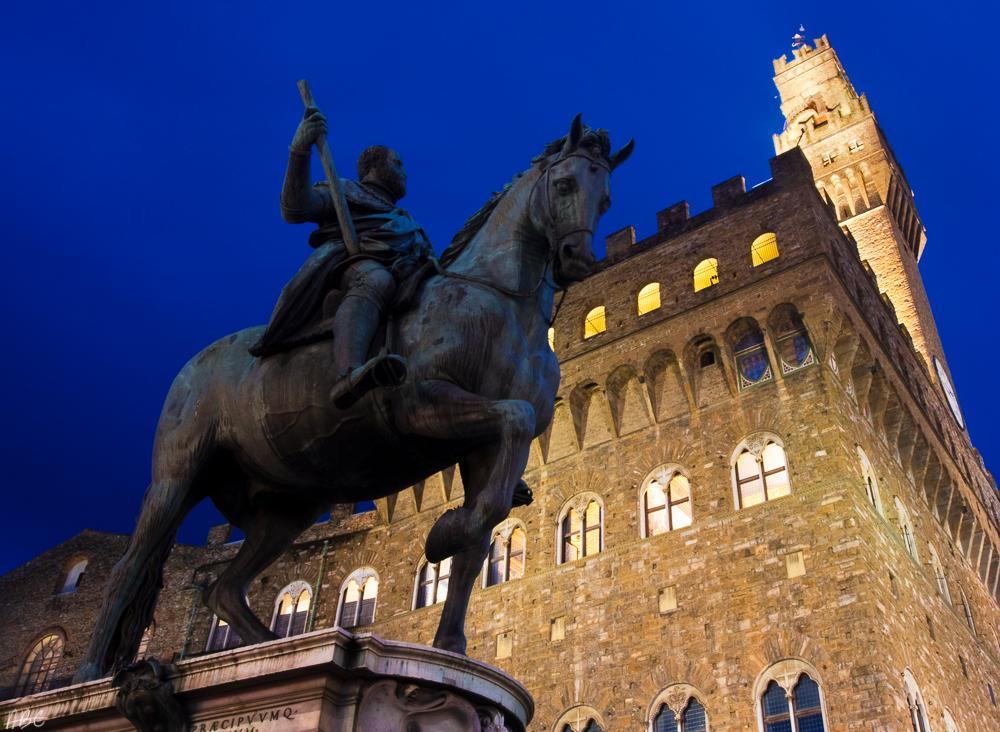 Palazzo Vecchio by Tyrannax