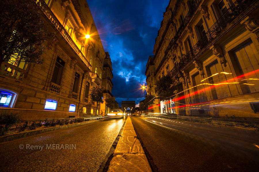 Montpellier by Rems84