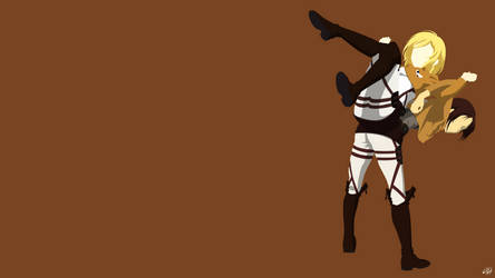 Attack On Titan On Minimalistic Animoo Deviantart