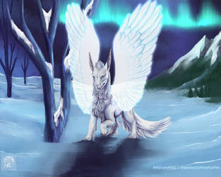 Whitefoxfire - Spark For Angel by LenaMAD