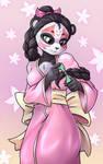 Panda Girl Request