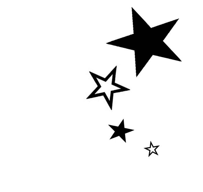 stars tattoo design by mp3designs on deviantart. Black Bedroom Furniture Sets. Home Design Ideas