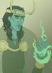 The God of Mischief by GloriaScott