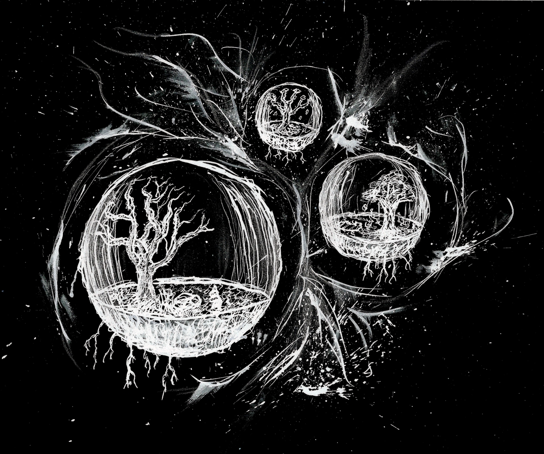 Spheres in the Void by Hluthvik