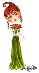 Petit Doll: Oompa Loompa by wonderfullycomplex