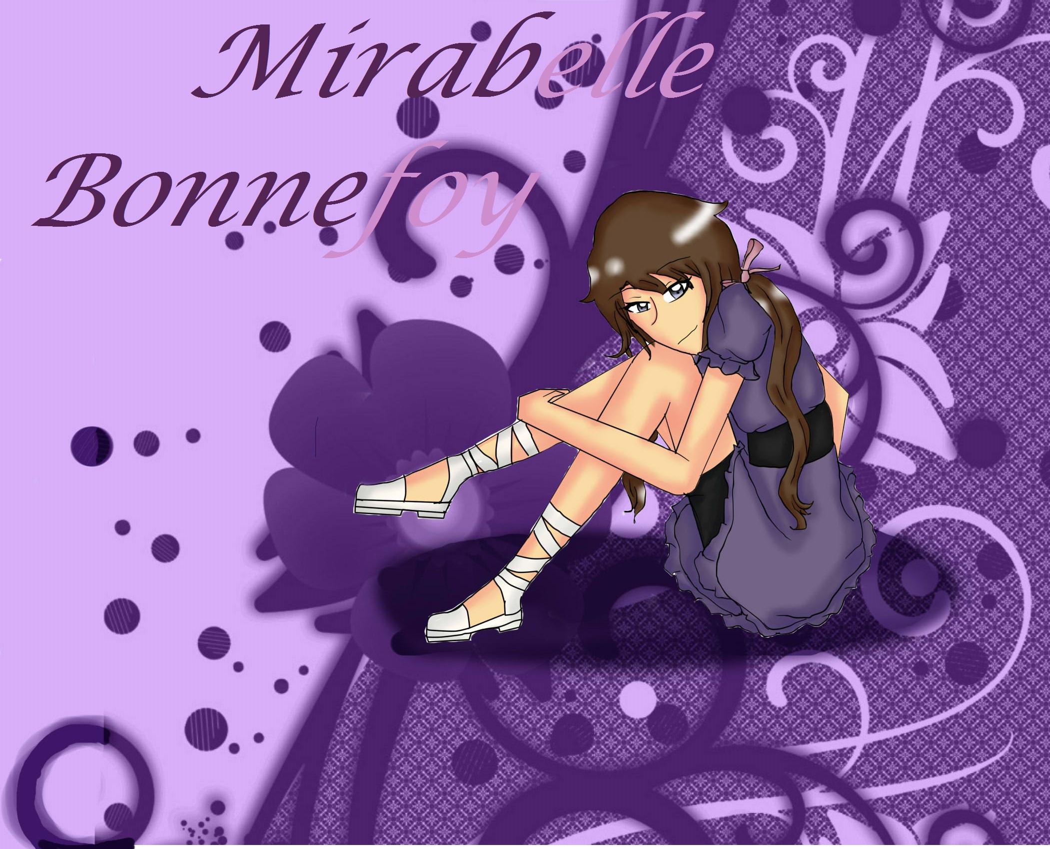 Mirabelle Bonnefoy by roppiepop