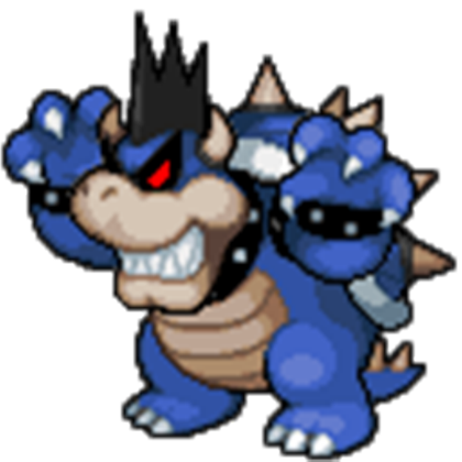 Dark Bowser casts Death Battle into darkness! by GalacticAttorney on
