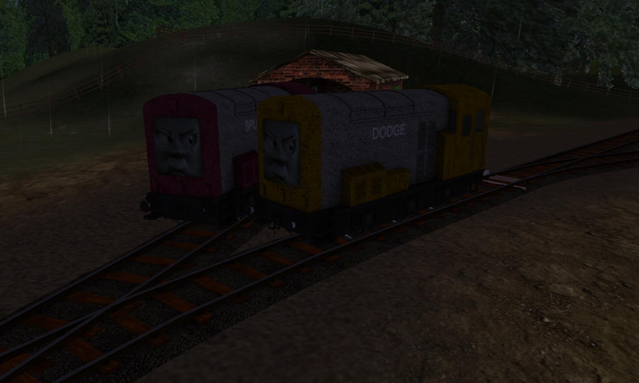 Thomas And Friends Dodge